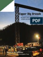 Report Massey Upper Big Branch