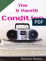 The Milli Vanilli Condition