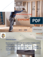 Gypsum Tecnicas Const. Contemporaneas. Fher 2008