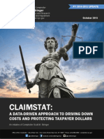 2015 ClaimStat Report
