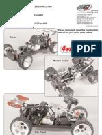 Montage Kit 4x4 FG