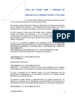 Constitucion Politica Del Estado de Guerrero