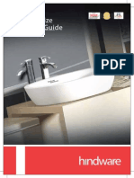 Hindware Sanitaryware Water Closets (WC) Catalogue