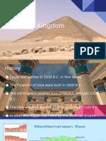 egyptian kingdom