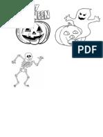 Dibujos Halloween