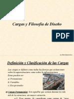 Cargas y Fílosofia Del Diseño 2