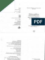 Políticas. Públicas e Desenvolvimento - Cap 1