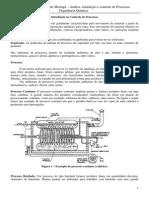 Introdução a Análise Simulação e controle de processos