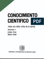 (Fichado) Diaz Heler El Conocimiento Científico Vol1