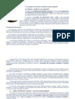 Cap 3 - Decizia de Principiu de a Oferi o Strategie de Dezvoltare Durabilă Comunei