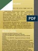 Encaje Bancario - Ruby Mariños Lopez