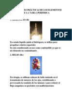 APLICACIONES PRÁCTICAS DE LOS ELEMENTOS DE LA TABLA PERIÓDICA.docx