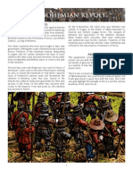 Bohemian Revolt-Army Lists