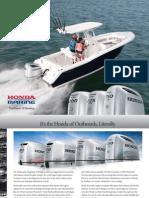 HondaMarine Brochure