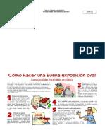 Guía Exposición oral