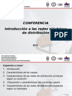Conferencia Introducción a las Redes de Distribución