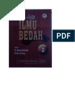 Buku Ajar Ilmu Bedah, Sjamsuhidajat, Wim de Jong