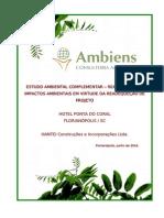 Estudo Ambiental Complementar Ponta Do Coral