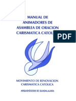 Manual de Animadores de Asamblea