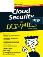 Cloud Security for Dummies