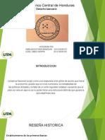 Diapositivas Ley Del Banco Central de Honduras