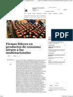 Firmas Lideres de Consumo (Entrevista a Jaime Dunn)