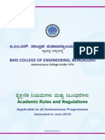 FINAL - Academic Rules and Regulations 2015-16