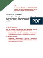 Documento Mercadotecnia