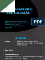 Câncer Induzido Por Radiação