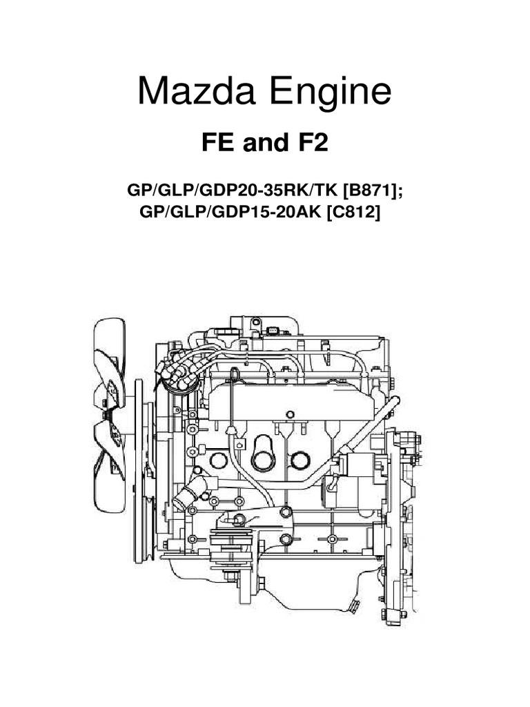 Mazda Fe Y F2