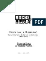 Colombia Deuda Con La Humanidad 1