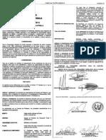 Decreto 3-2015