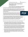 Wright Common Core Acad Survival Skills Checklist Overview
