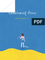 Candlewick Press Spring/Summer 2016 Catalog