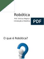 Aula Robótica