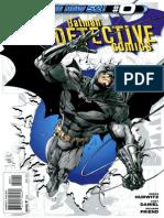 New 52 Batman Detective Comics vol 00