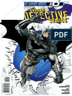 New 52 Batman Detective Comics vol 00