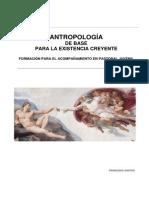 Antropología de Base Para La Existencia Cristiana