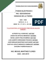 Flujo eléctrico, Ley de Gauss y Jaula de Faraday