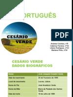 Cesário Verde- Em Petiz