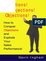 Sales - Objections! - Cold Calling Made Easy