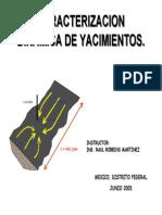 CDE CAP 1 Caracterización Dinámca