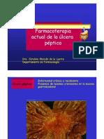 Farmacoterapia actual de la úlcera péptica