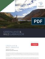 Greenland & Wild Labrador 2016