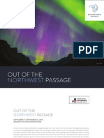 Out of the Northwest Passage 2016