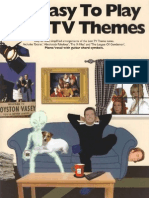 Various Artists - It's Easy to Play New TV Themes