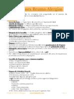 Desgloses Reumatologia inmunologia