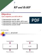 Chap-07 Arp & Rarp