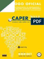 Catalogo Caper2015