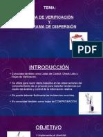 Hoja de Verificacion y Diagramas de Dispersion